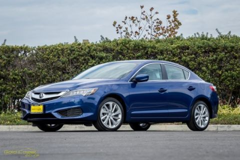 New 2016 Acura ILX Base