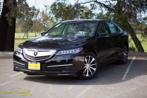 New 2016 Acura TLX 2.4 8-DCT P-AWS with Technology Package With Navigation