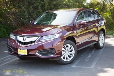 New 2017 Acura RDX with Technology Package With Navigation
