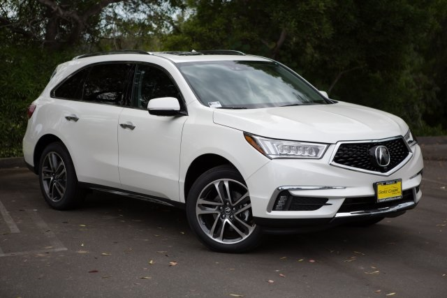 New 2017 Acura MDX with Advance and Entertainment Packages 4D Sport Utility in Ventura #100861 ...